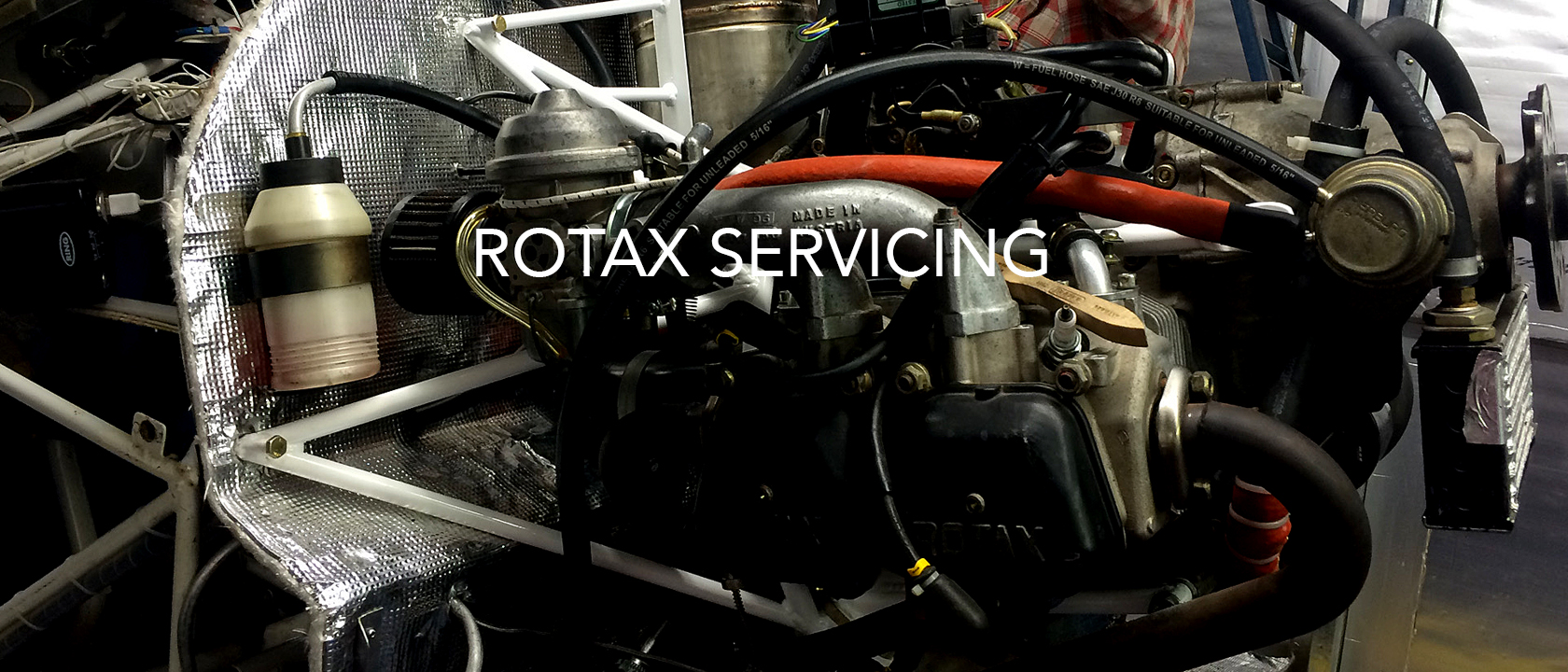 Rotax Servicing