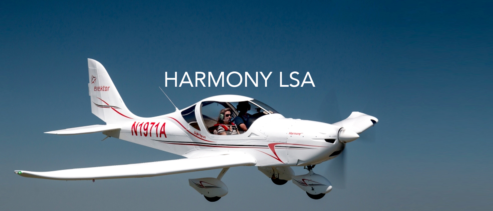 Harmony LSA – V1 Flight